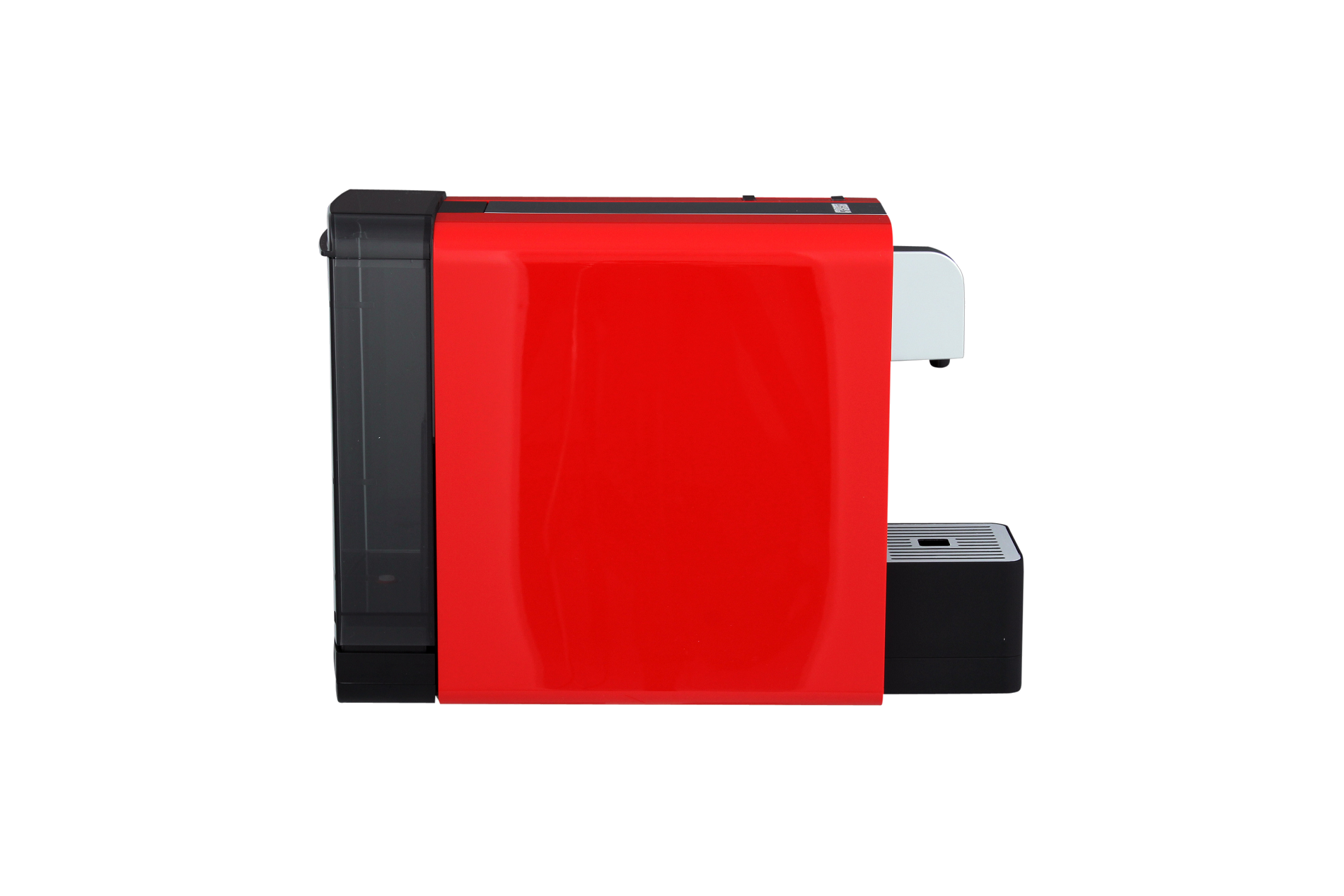 Cremesso compact manual glossy red youtube.